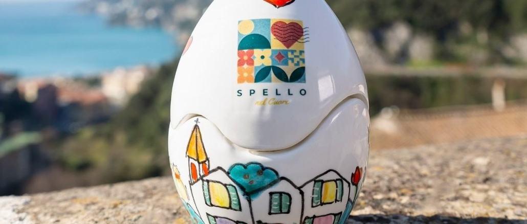Per la Pasqua un Uovo d'Autore - Associazione Amici di Spello