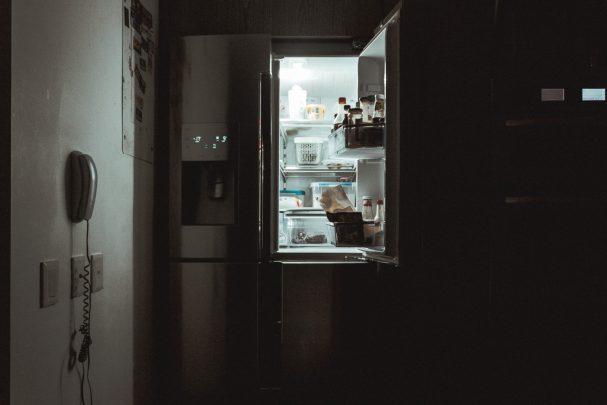 Fridge freezer spells