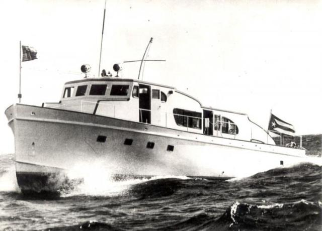 Lo Yacht Granma