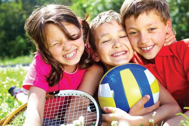 La pratica sportiva dall'infanzia