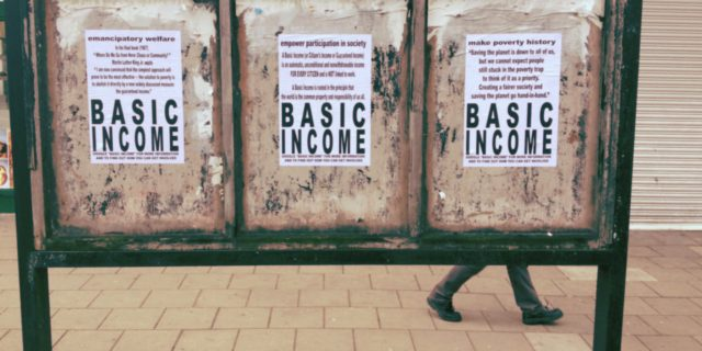 Basic Income - Spencer Fernando