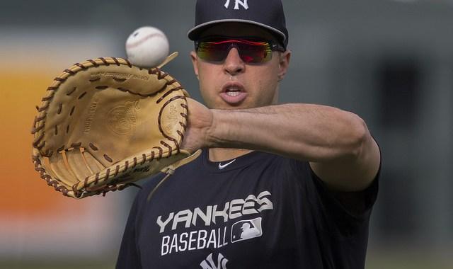 New York Yankees First Baseman Mark Teixeira is retiring.