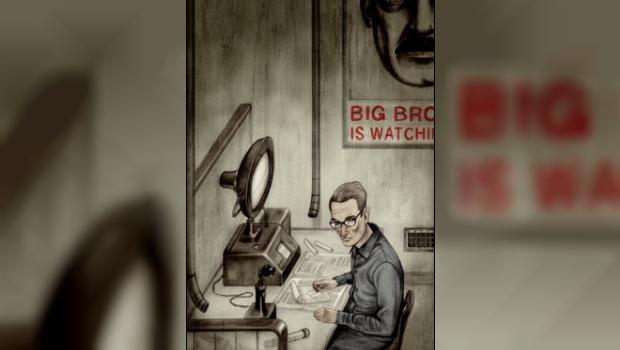 1984 Orwell - Amazon Echo
