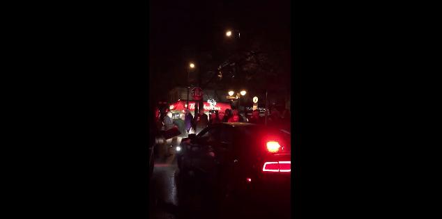 Police Navidad - Vancouver Canada