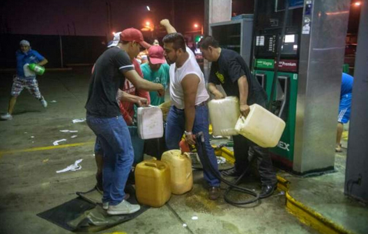 Mexico Gas Prices Chaos - Gasolinazo - Gas Station - Globalist Scheme