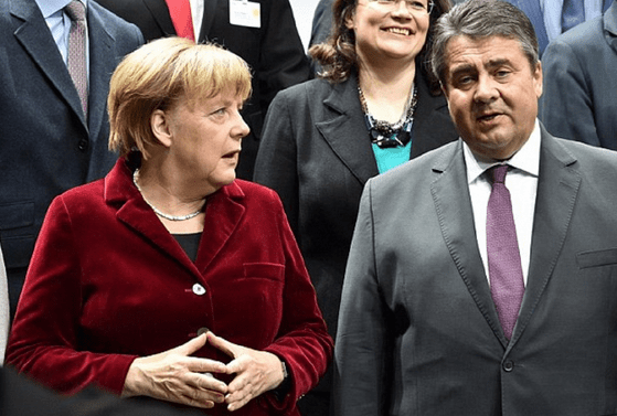 Sigmar Gabriel - Germany - EU could break-up