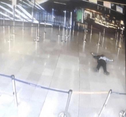 Paris-Orly Airport Attacker - Ziyed Ben Belgacem