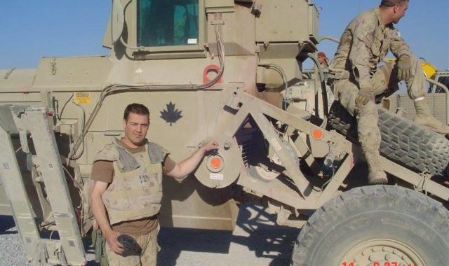 Corporal McNeil - Afghanistan