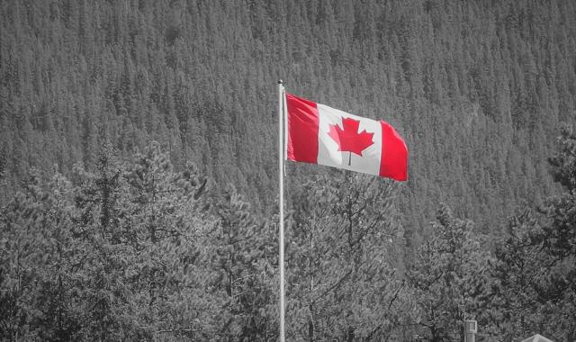Canada Flag - Patriotism - Identity Politics