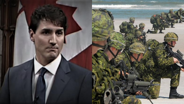 TERRIBLE: Trudeau Liberals REJECTED Military Request For More Funding