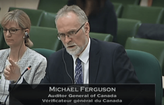 WATCH: Auditor General Discusses Trudeau Government Withholding Documents