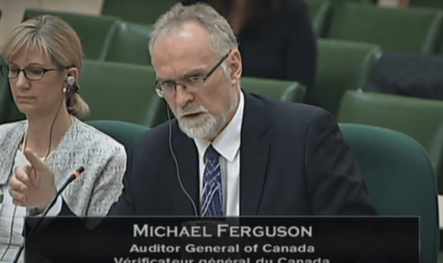 Auditor General Discusses Trudeau Government Withholding Info