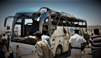 Islamist Terrorists Slaughter Coptic Christians In Egypt