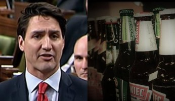 STOP Justin Trudeau's BEER TAX