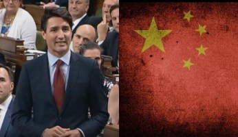 Pathetically Weak Trudeau Government Continues Bowing Down To China