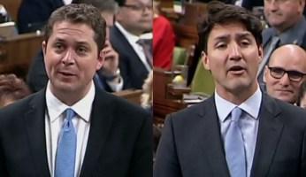 Scheer Slams Trudeau's Weak Response To Terrorism