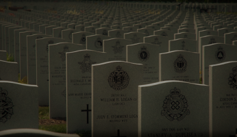 45,000 Canadian Veterans Graves Are Falling Apart
