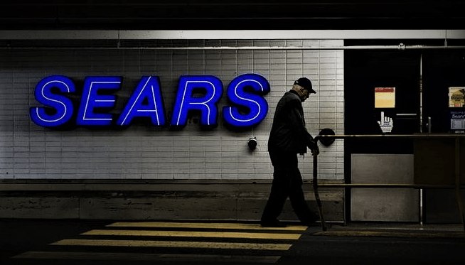 Sears Canada Betrays Workers By Cancelling Retirement Benefits