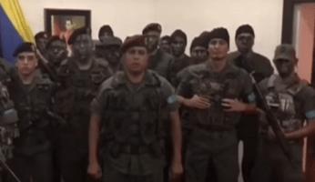 Venezuela's Socialist Dictatorship Crushes Military Uprising