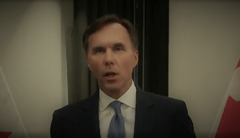 Finance Minister Morneau Lies About Small Business Tax Attack