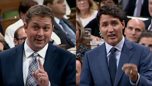 WATCH: Scheer Asks Why Trudeau Taxes Local Businesses While Bailing Out Bombardier