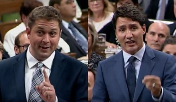 Scheer Asks Why Trudeau Taxes Local Businesses While Bailing Out Bombardier