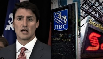 Why Is Trudeau Going After Small Businesses Instead Of The Big Banks