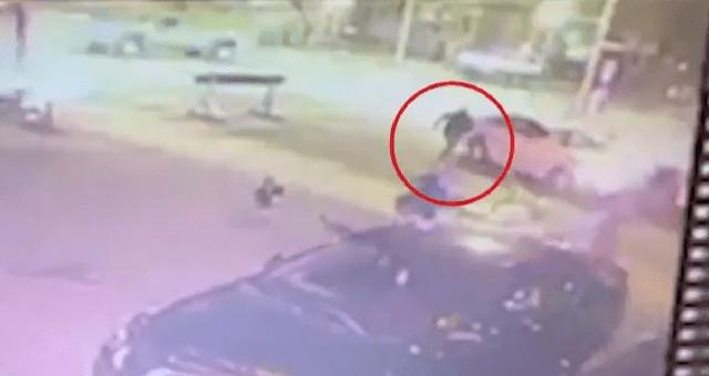 Kanada zveřejnila video útoku islamisty s nožem na policistu v Edmontonu