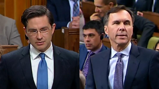 WATCH: Poilievre Shreds Moneybags Morneau In Question Period