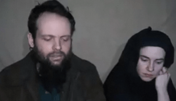 Rescued Canadian Hostage Was Once Married To Omar Khadr's Sister