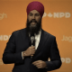 BREAKING: Jagmeet Singh Says Wouldn't Support Conservative Minority, Raising Prospect Of Liberal-NDP COALITION