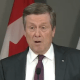 "John Tory Slammed For Bonkers #MenstrualHygieneDay Proclamation That Erases Women, Referring To ""Menstruators"" Instead"