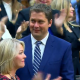WATCH: Andrew Scheer Publicly Announces His Resignation