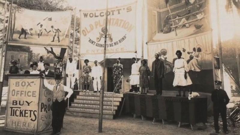 Black Actors History