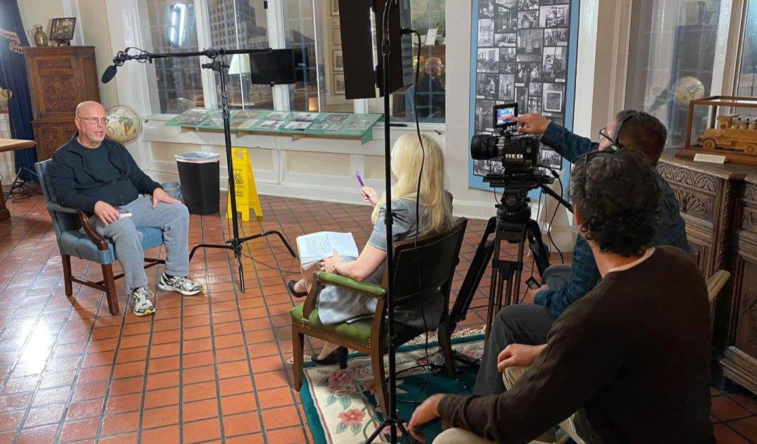 Interview with Bill Deetz, great-grandson of G.E. Chamberlin