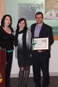 Spencer X Smith WWBIC award