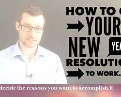 Why most New Year's Resolutions Fail