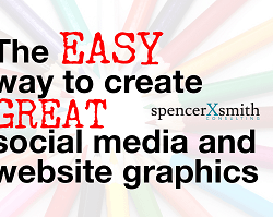 The EASY way to create GREAT social media and website graphics