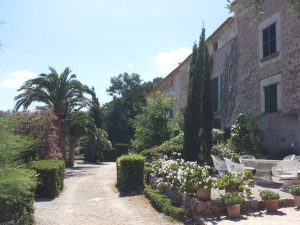 One of many beautiful properties in Mallorca