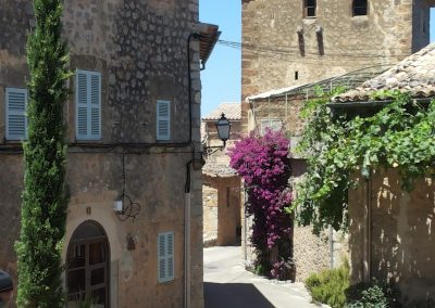 Llucalcari: a tiny village in Mallorca