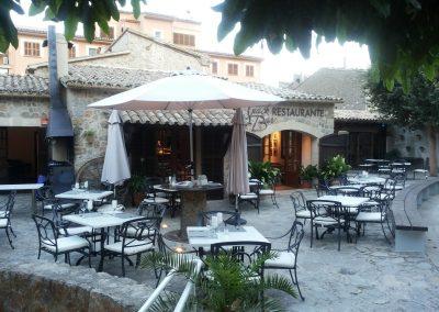 Restaurant in Valldemosa, Mallorca