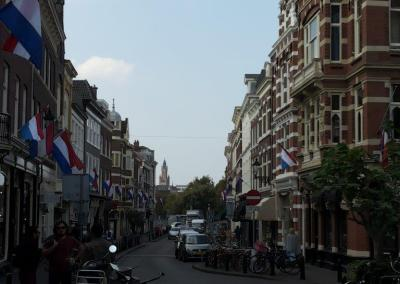 The Hague city centre, The Netherlands