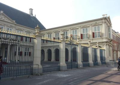 Palace Noordeinde, The Hague, Holland