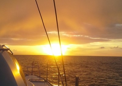 Sailing in The Caribbean: From St. Maarten to The British Virgin Islands