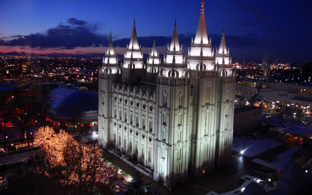 Living With The Mormons…