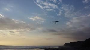 flight school in Baja California, Mexico