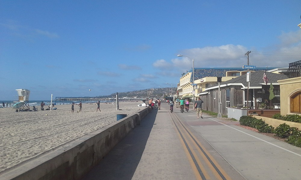 moving abroad - moving to San Diego, California