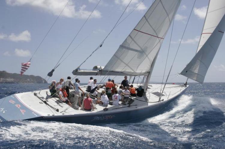 12 Metre sailing race St Maarten - Things to do in St Maarten