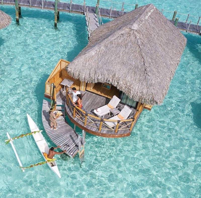 Travel Tip: Bora Bora, French Polynesia