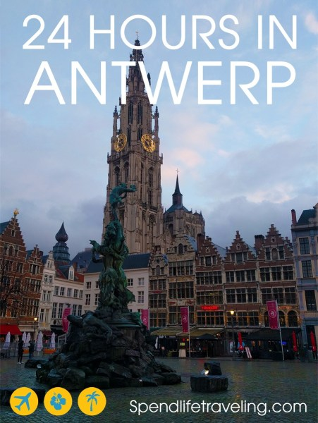 #Antwerp is a beautiful city in #Belgium. It's also a compact city that can easily be explored in one or two days. This is a practical guide for what to see and do in Antwerp. #citybreak #citytravel #Europeancities #visitEurope